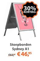 Stoepbord Sydney A1