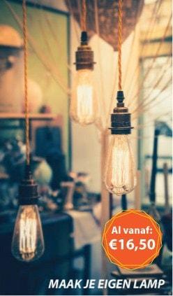 Ontwerp uw eigen lamp