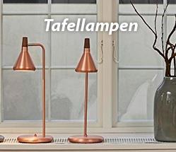 Unieke tafellampen