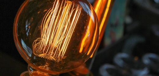 Edison Kooldraadlampen