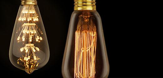 Edison lampen