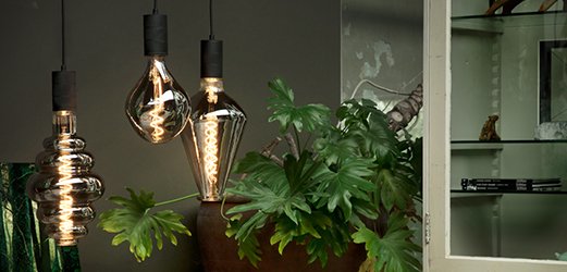 XXL filament LED lampen